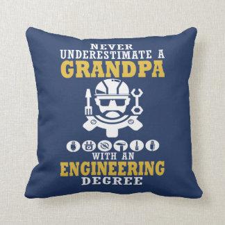 Technik-Großvater Kissen