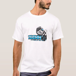 Techno Gefangene! T - Shirt