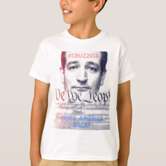 Ted Cruz - wir die Leute T-Shirt