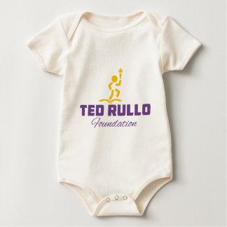 Ted Rullo Logo.tif Baby Strampler