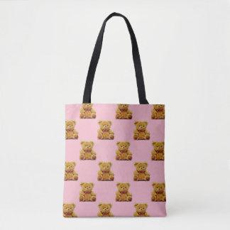Teddybär-Tasche