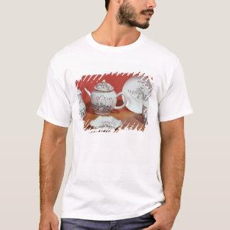Teeservice dargestellt Karl Linnaeus T-Shirt