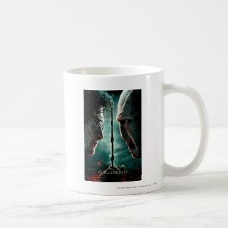 Teil 2 Harry Potters 7 - Harry gegen Voldemort Tasse