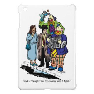 Teils Clowny iPad Mini Hülle