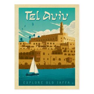 Tel Aviv, Israel Postkarten
