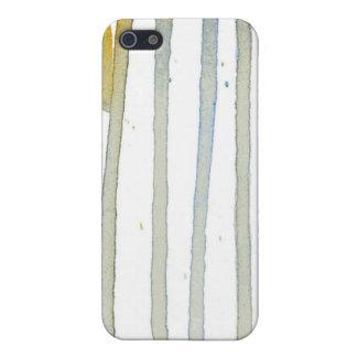 Telefon-Kasten-tropfende Farbe der Gewohnheits-I iPhone 5 Cover