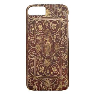 Telefonabdeckung - antikes Buch - Heiliger Patrick iPhone 8/7 Hülle