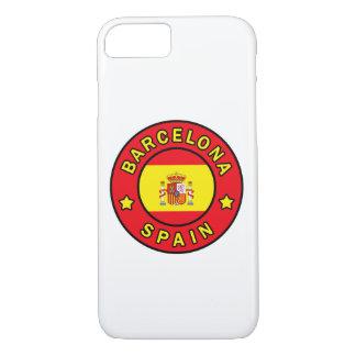 Telefonkasten Barcelonas Spanien iPhone 8/7 Hülle