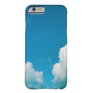 Telefonkasten die Grenze des Himmels der Barely There iPhone 6 Hülle