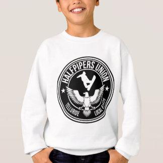 Telluridhalfpipers-Gewerkschaft Sweatshirt