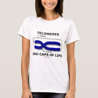 Telomeres Ende-Kappen des Lebens (Biologie-Spaß) T-Shirt