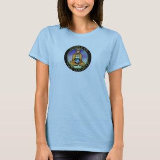 Tempel des Göttin LadiesT-Shirts T-Shirt