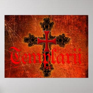 Templarii Pax Poster