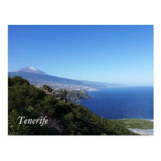 Teneriffa/Teneriffa Postkarte