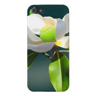 Tennis-Magnolie iPhone 5 Hüllen