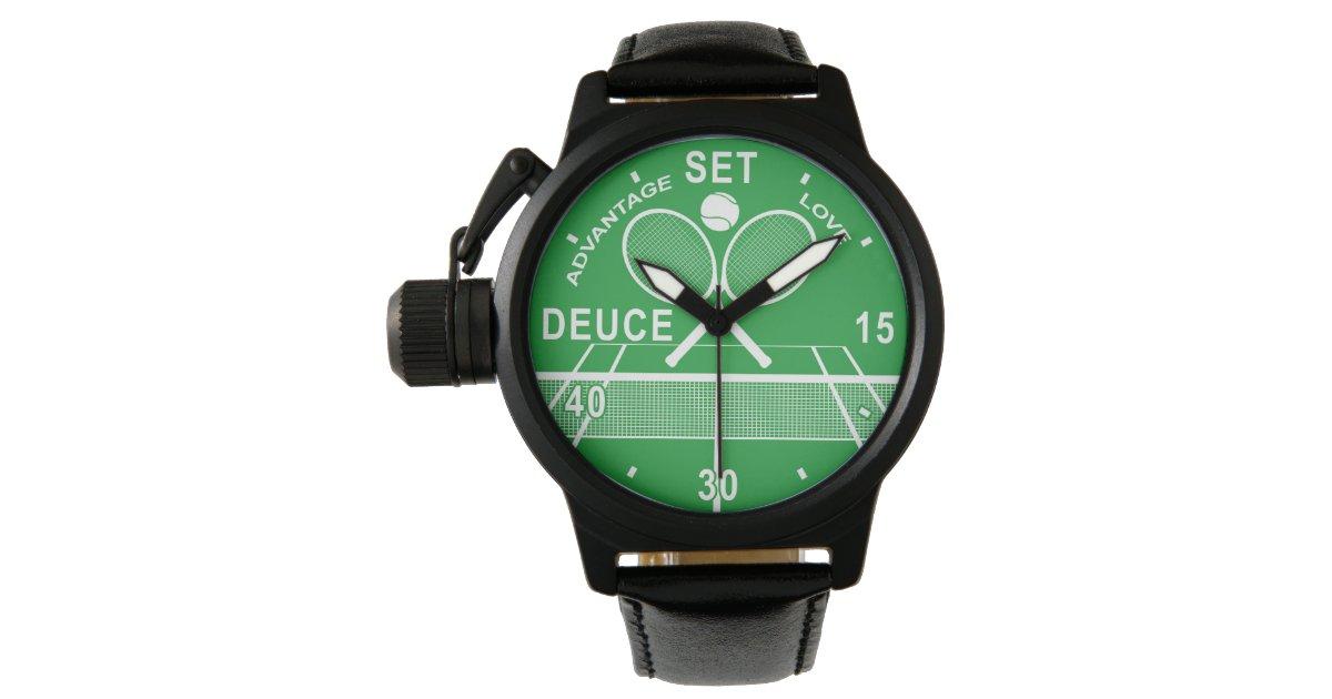 Tennis Uhr
