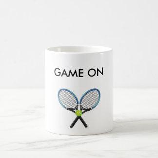 Tennis-Tasse Tasse