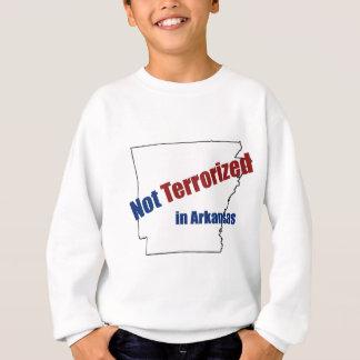 Terrorisiert nicht in Arkansas Sweatshirt