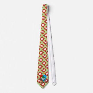 Tessin - Ticino - Schweiz - Svizzera Kravatte Individuelle Krawatten
