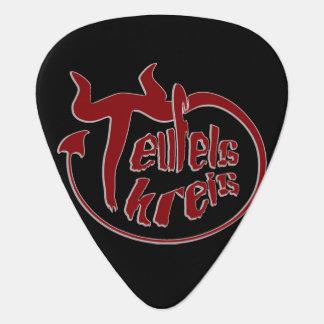 Teufelskreis - Guitar Picks Plektron