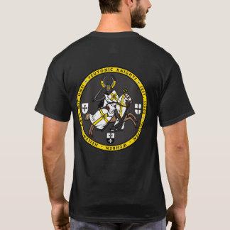 Teutonic Ritter-aufladenSiegel-Shirt T-Shirt