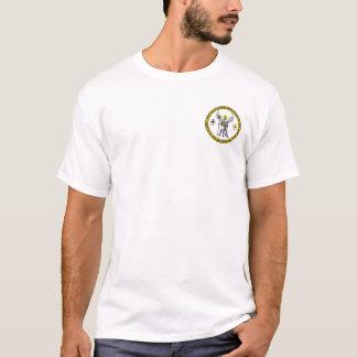 Teutonic Ritter-Wächter-Engels-Siegel-Shirt T-Shirt