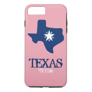 Texas, bis ich die iPhone 8 plus/7 plus hülle