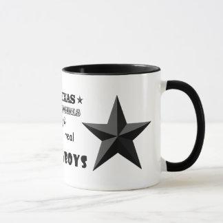 Texas-Cowgirls-Liebe-wirkliche Cowboys Tasse