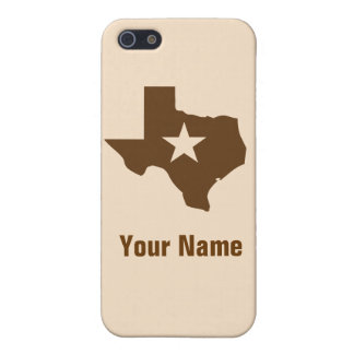 Texas iPhone 5 Etui