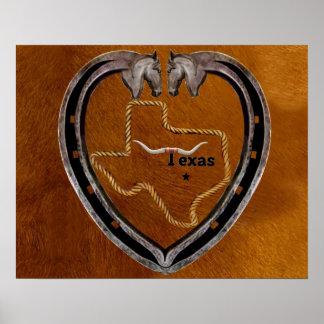 Texas-Stolz Poster