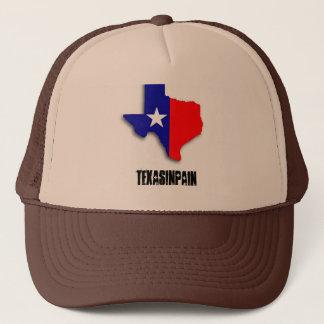 Texas, texasinpain truckerkappe