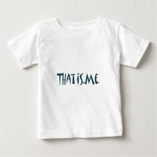 thatis.me baby t-shirt