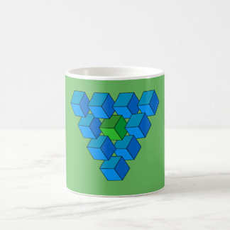 The Cubes Tasse