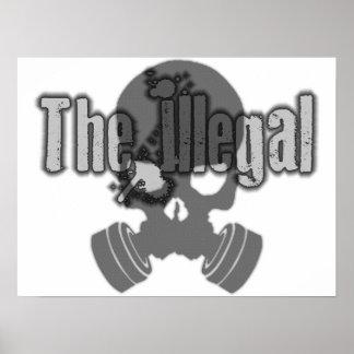 The_Illegal postieren Poster