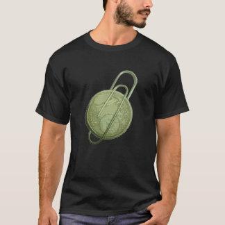 The Lucky Coin BÜROKLAMMER T-Shirt