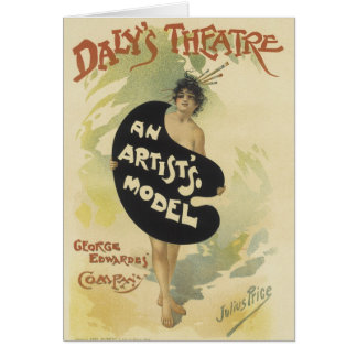 Theater gesunden Lebensjahres Karte
