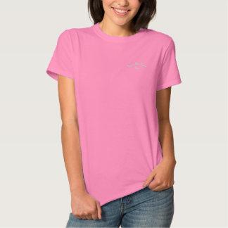 Theta Phi Sigma, Inc. Besticktes T-Shirt