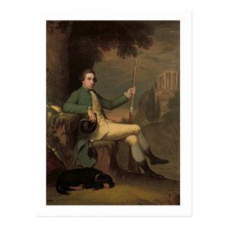 Thomas Graham, Baron Lynedoch (1748-1843) c.1769 ( Postkarte