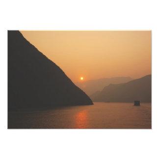 Three Gorges Fotodruck