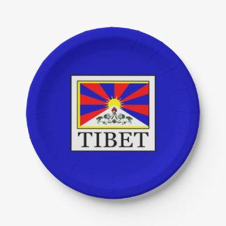 Tibet Pappteller