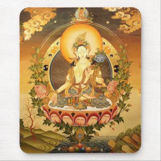 Tibetanische buddhistische Kunst Mauspad