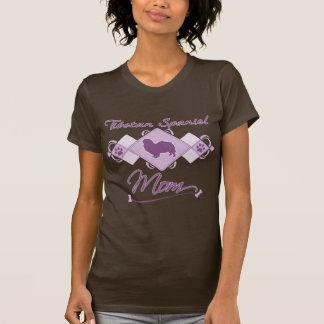 Tibetanische Spaniel-Mamma T-Shirt