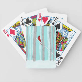 Tief im Wald Pokerkarten