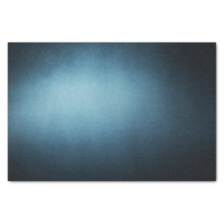 Tief, tief Blau Seidenpapier