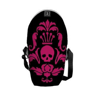 Tiefe Goth Minibote-Tasche Kuriertasche