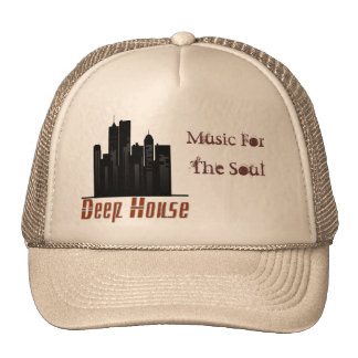 tiefes Haus Musik für die Soul-Fernlastfahrer-Ka