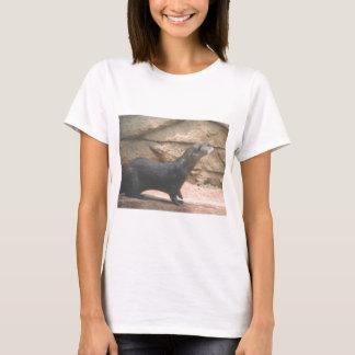Tier in Oklahoma- CityFoto T-Shirt