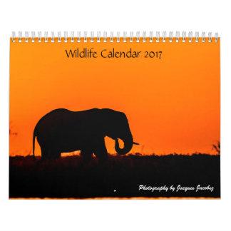 Tier-Kalender 2017 Kalender