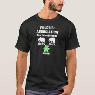 Tier-Vereinigungs-Bärn-Identifizierung T-Shirt