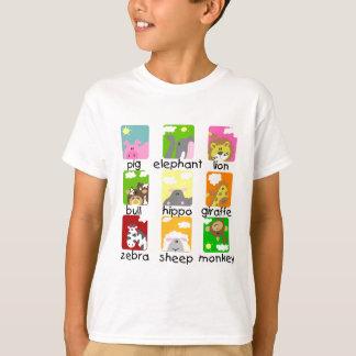 Tiere auf Parade-T-Shirts und Geschenken T-Shirt